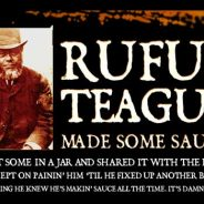 Rufus Teague Meat Rub, Spicy and Fish Rubs